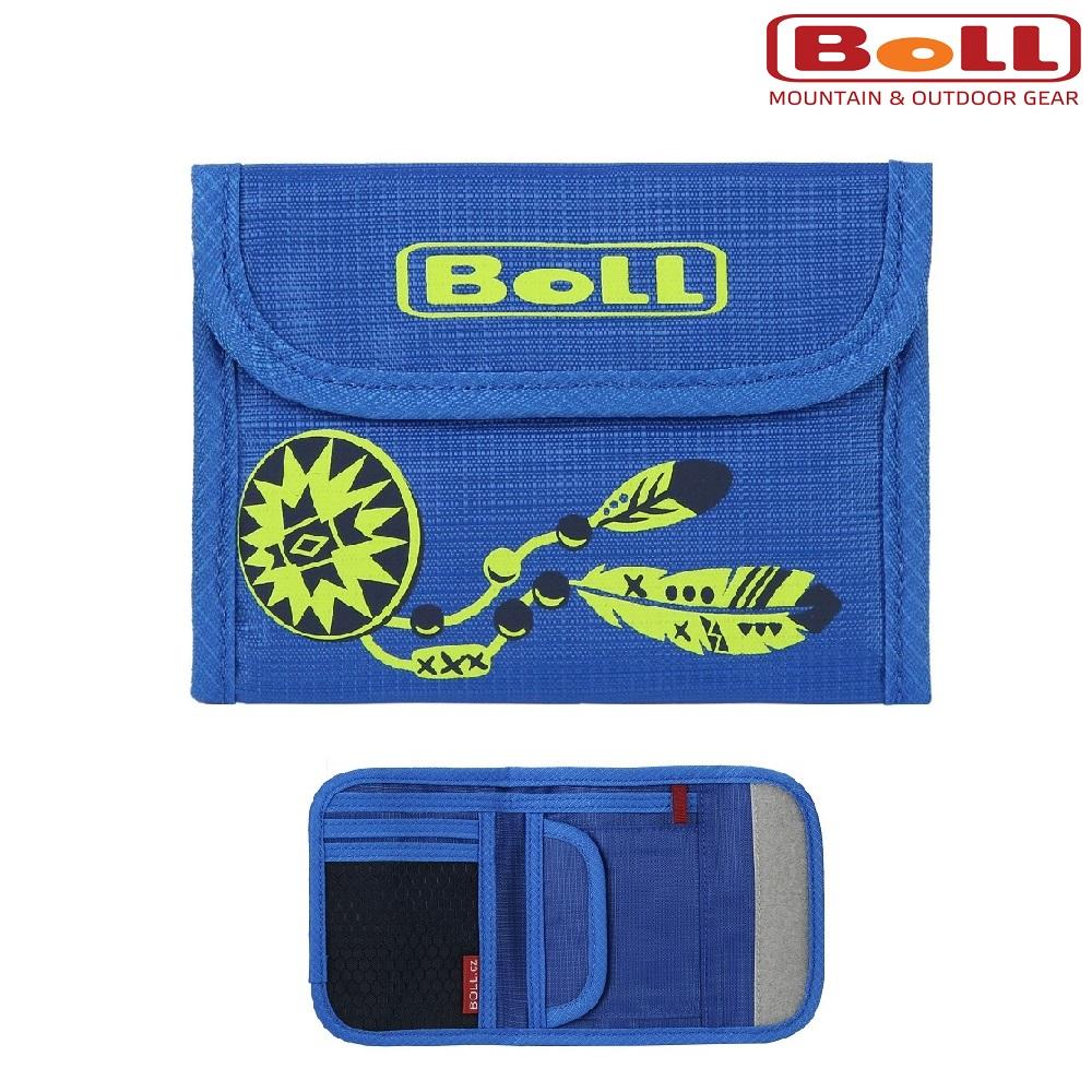 Plånbok barn Boll blå