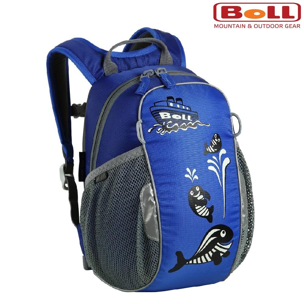 Vandringsryggsäck Boll Bunny blå