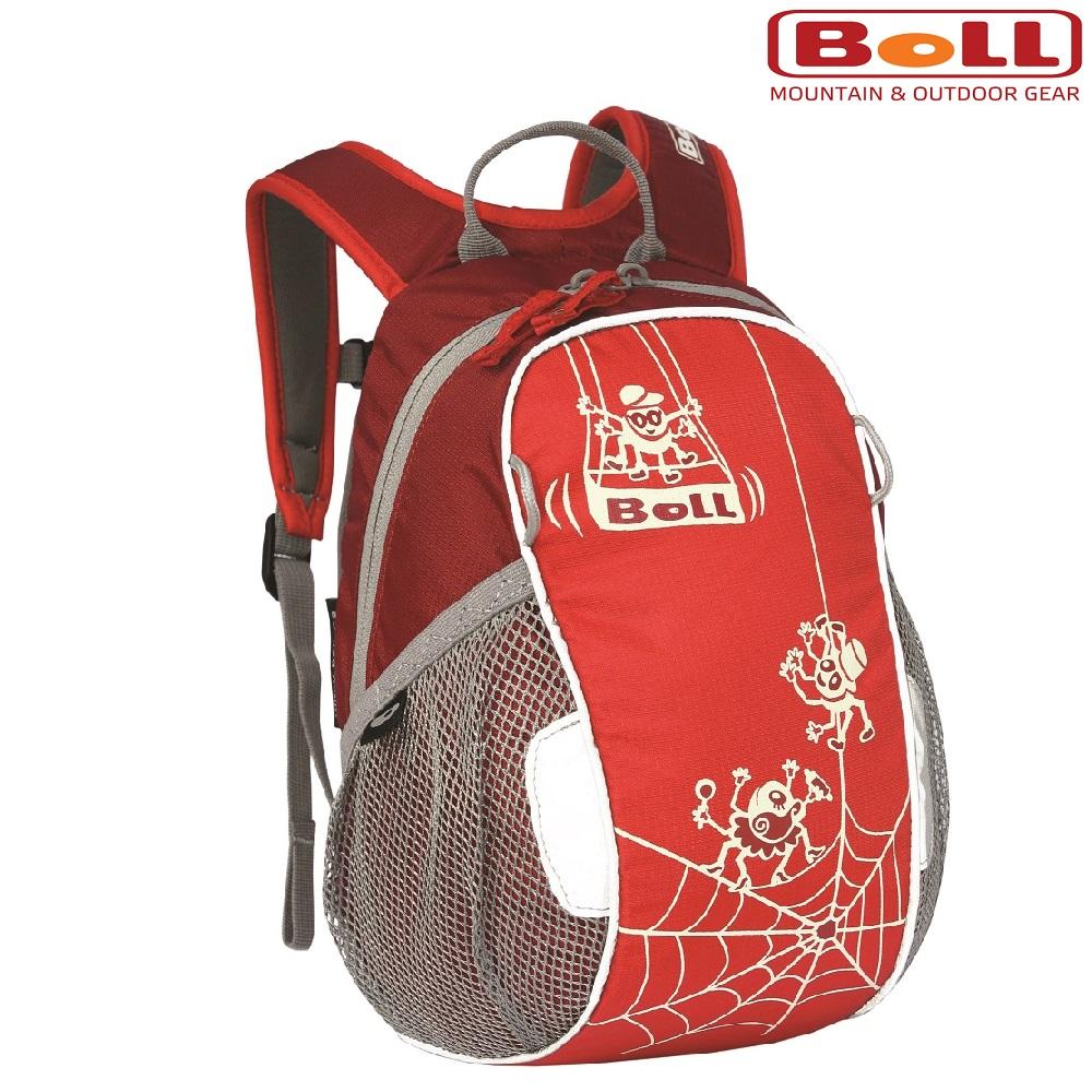 Vandringsryggsäck Boll Bunny röd