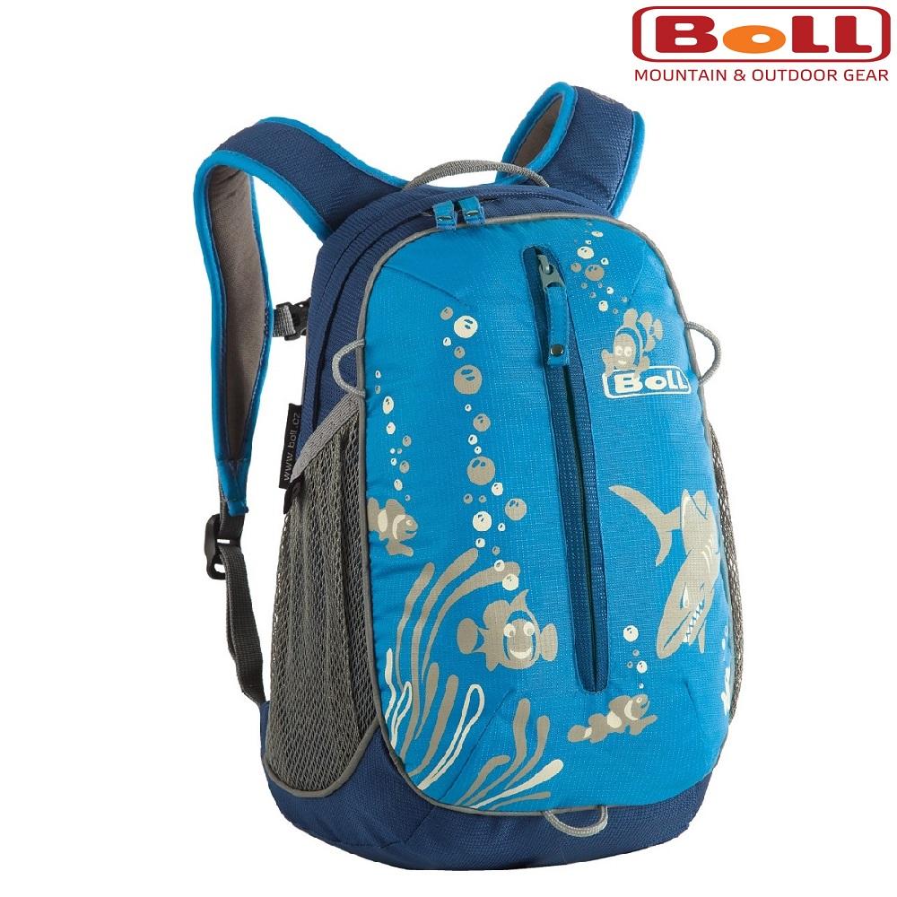 Vandringsryggsäck Boll Roo blå