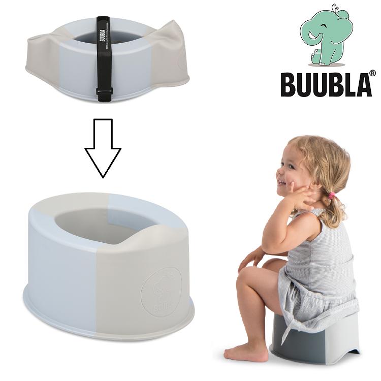 Buubla resepotta - Blå