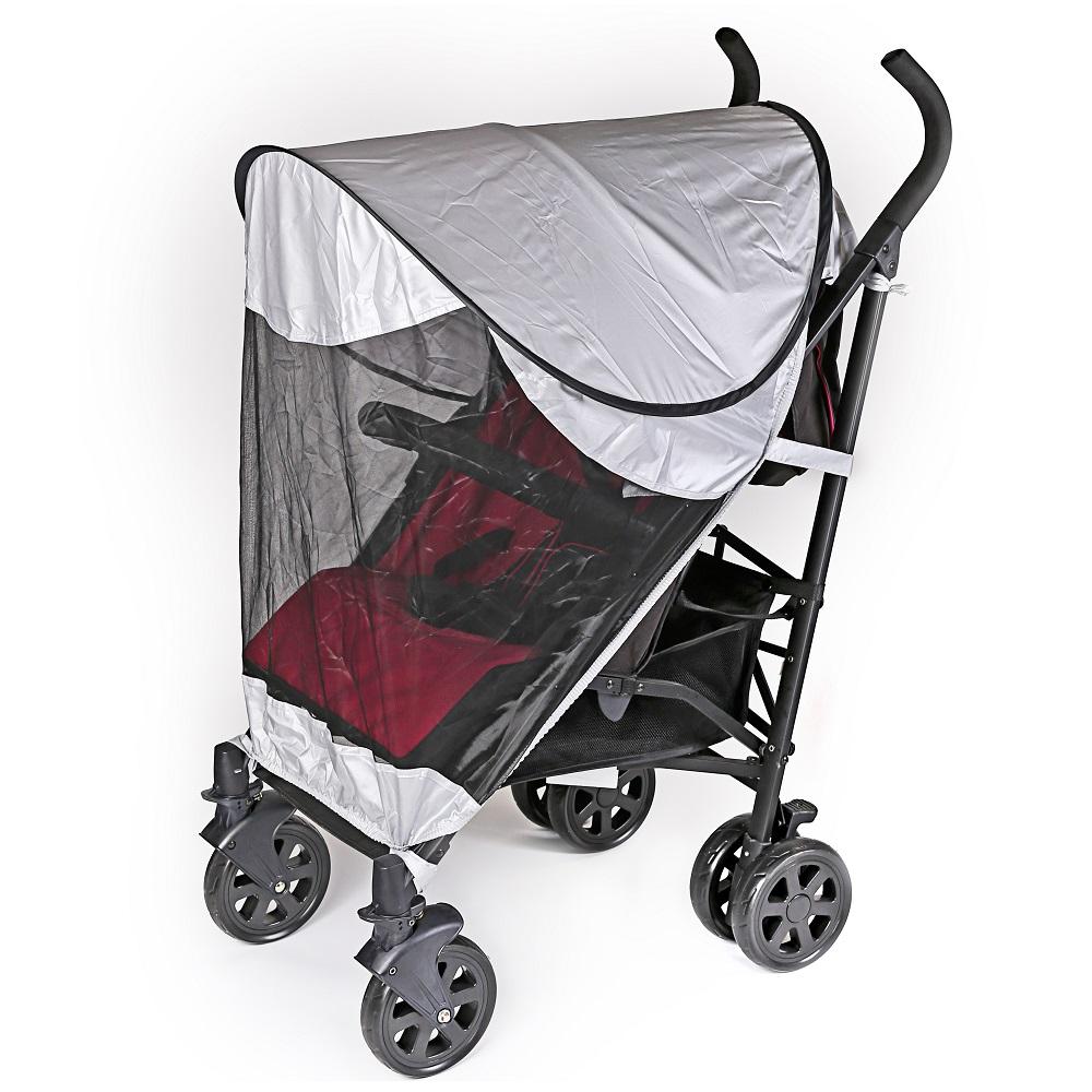 Myggnät barnvagn Deryan