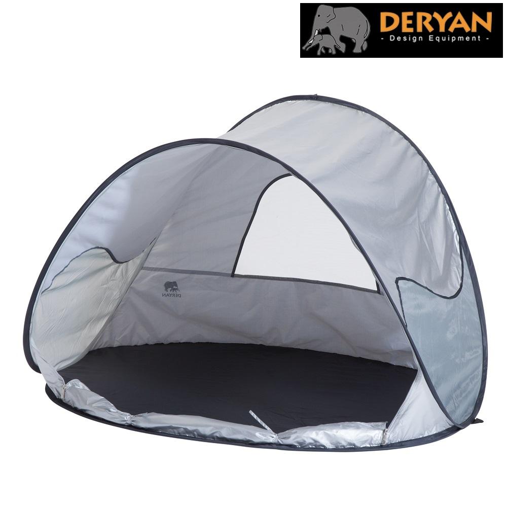 Deryan UV-tält - Silver
