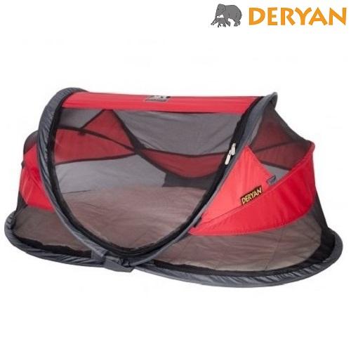 Deryan resesäng - Röd
