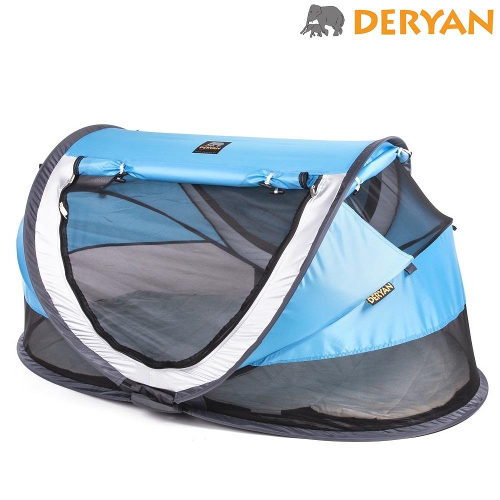 Deryan resesäng - Blå