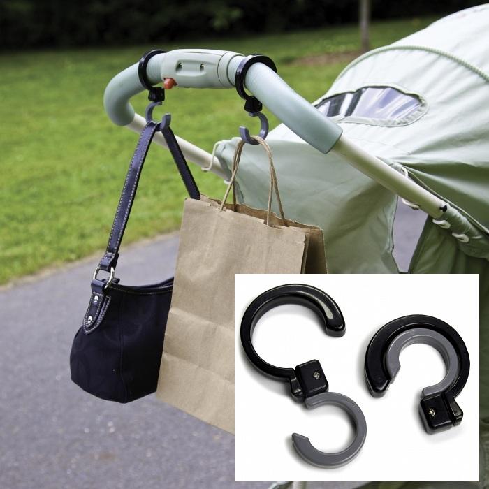 Barnvagnskror Diono Buggy Hooks