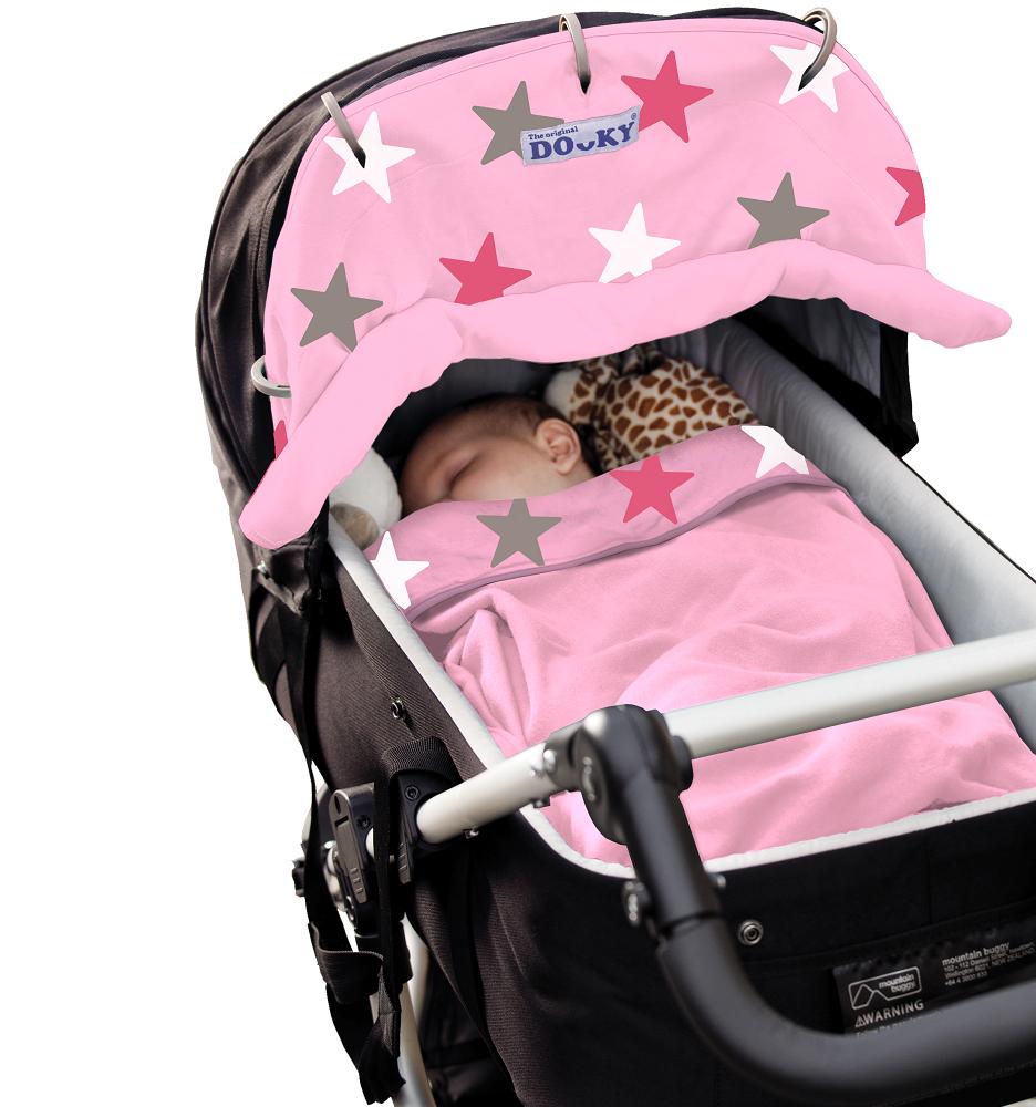 Dooky barnvagnstäcke