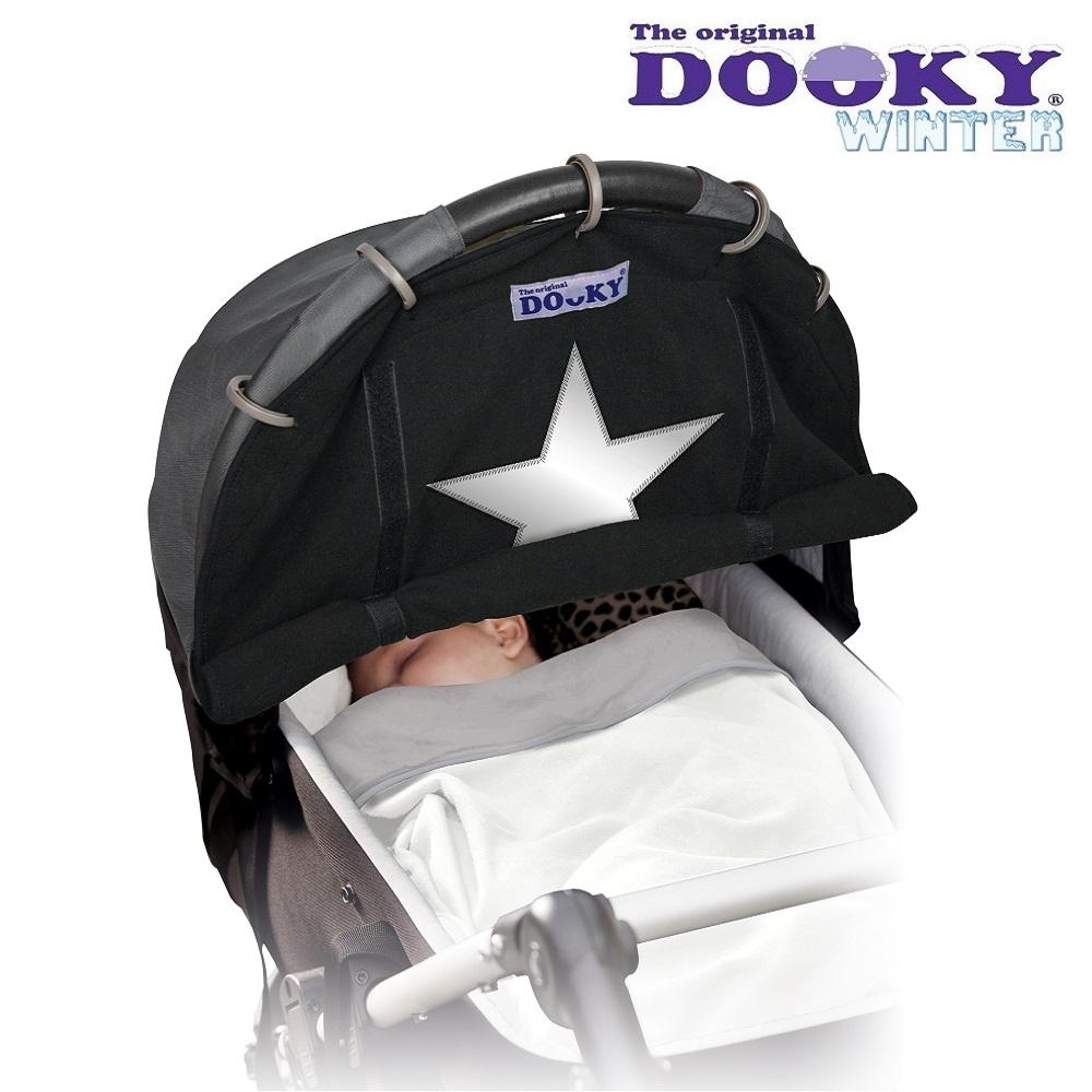 Dooky barnvagnsgardin