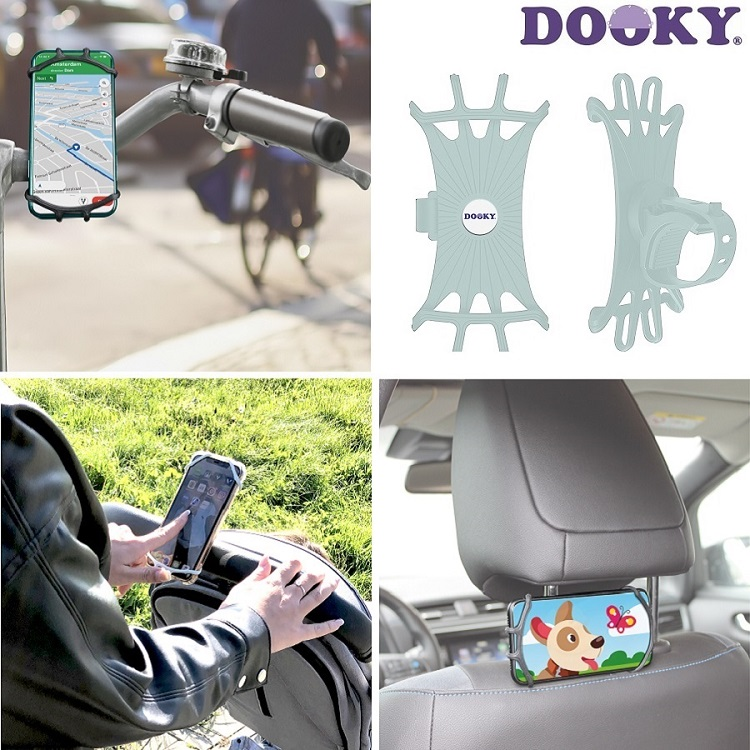 Dooky mobilhållare - Mint