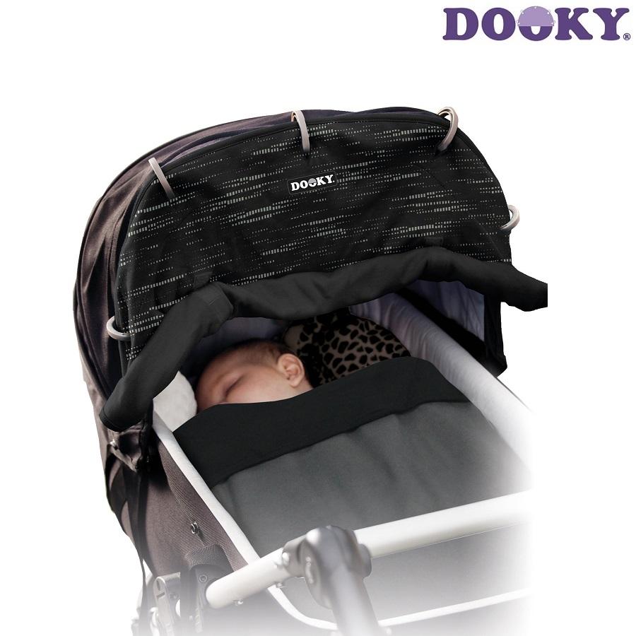 Solskydd barnvagn Dooky Design Matrix