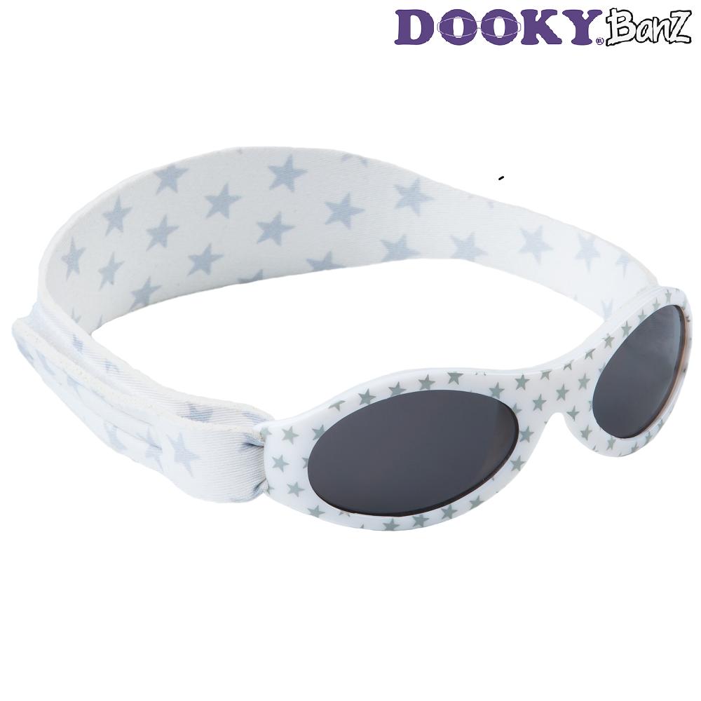 Solglasögon barn DookyBanz Silver Stars