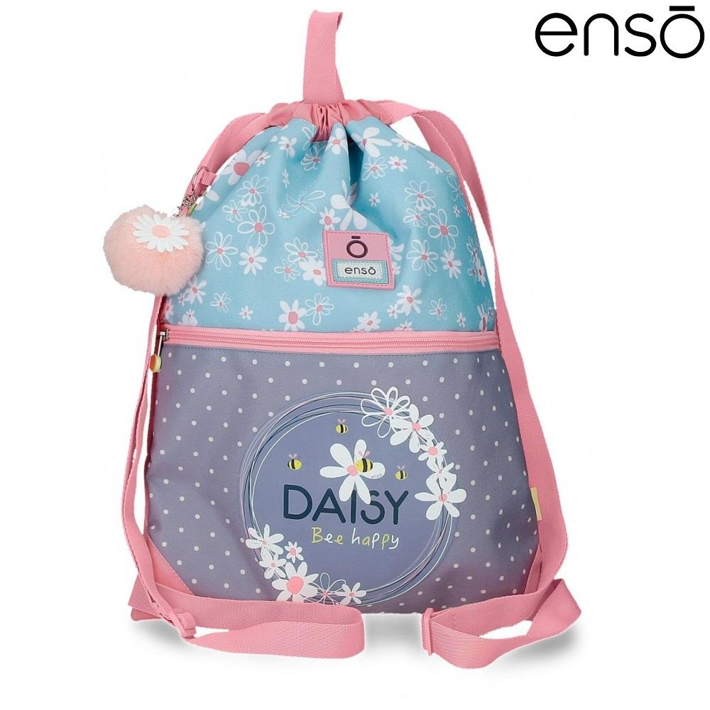 Gympapåse och sportväska för barn Enso Daisy