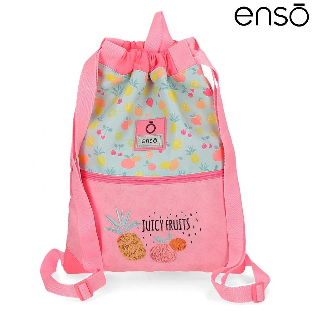 Gympapåse och sportväska för barn Enso Juicy Fruits