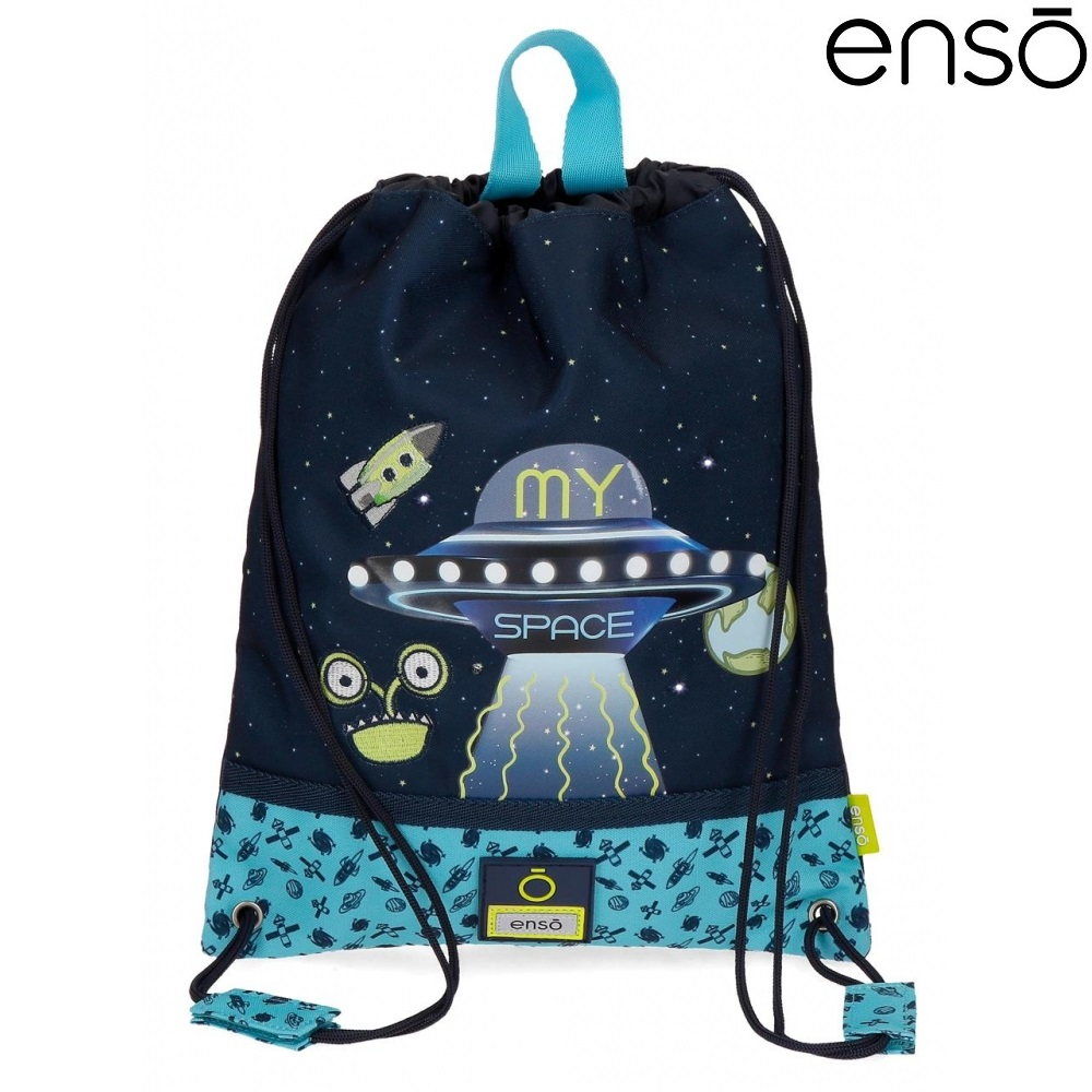 Gympapåse och sportväska för barn Enso My Space