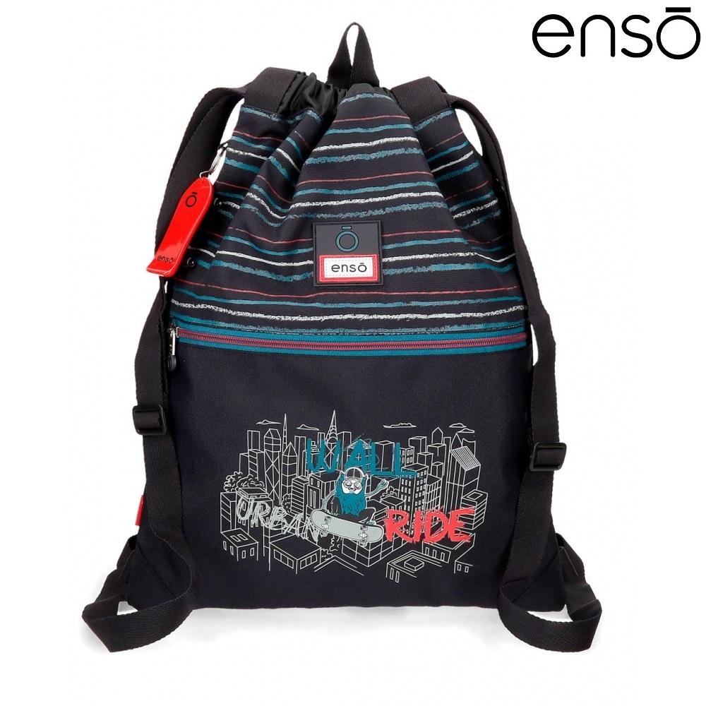 Gympapåse och sportväska för barn Enso Wall Ride