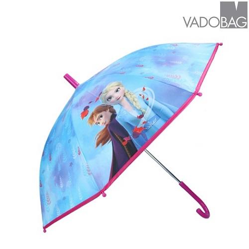 Paraply barn Frost ljusblått