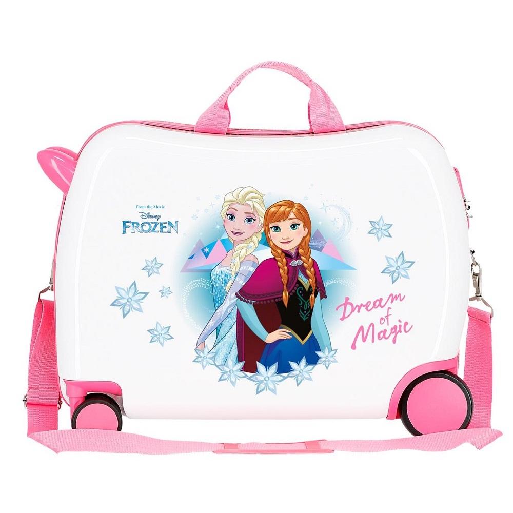 Frost resväska att åka på Dream of Magic