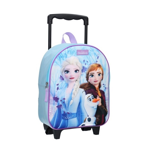 Kombinerad resväska och ryggsäck barn Frost 2 Forest Spirit