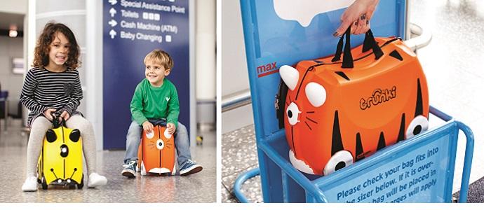 incheckat bagage regler
