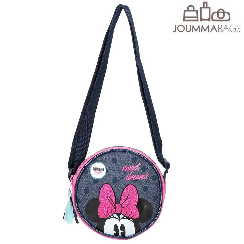 Handväska för barn Minnie Mouse axelremsväska Sweet Dreams
