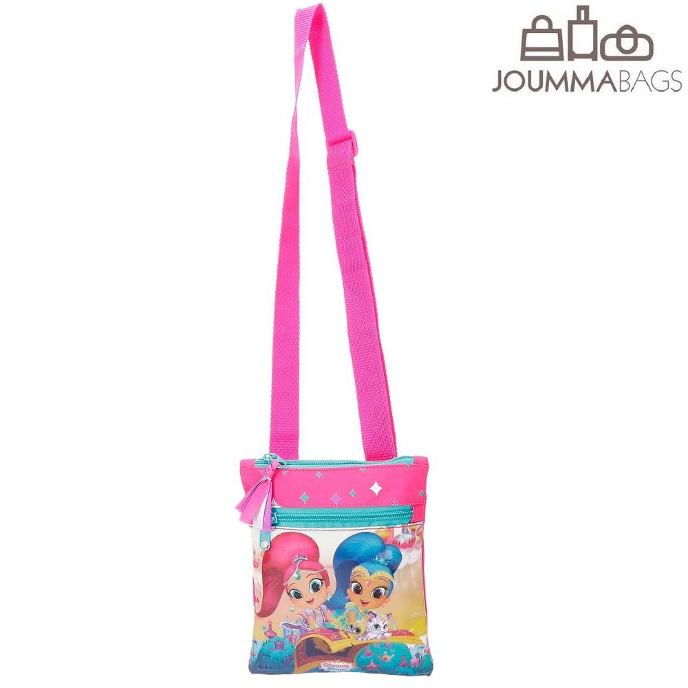 Handväska för barn Shimmer and Shine