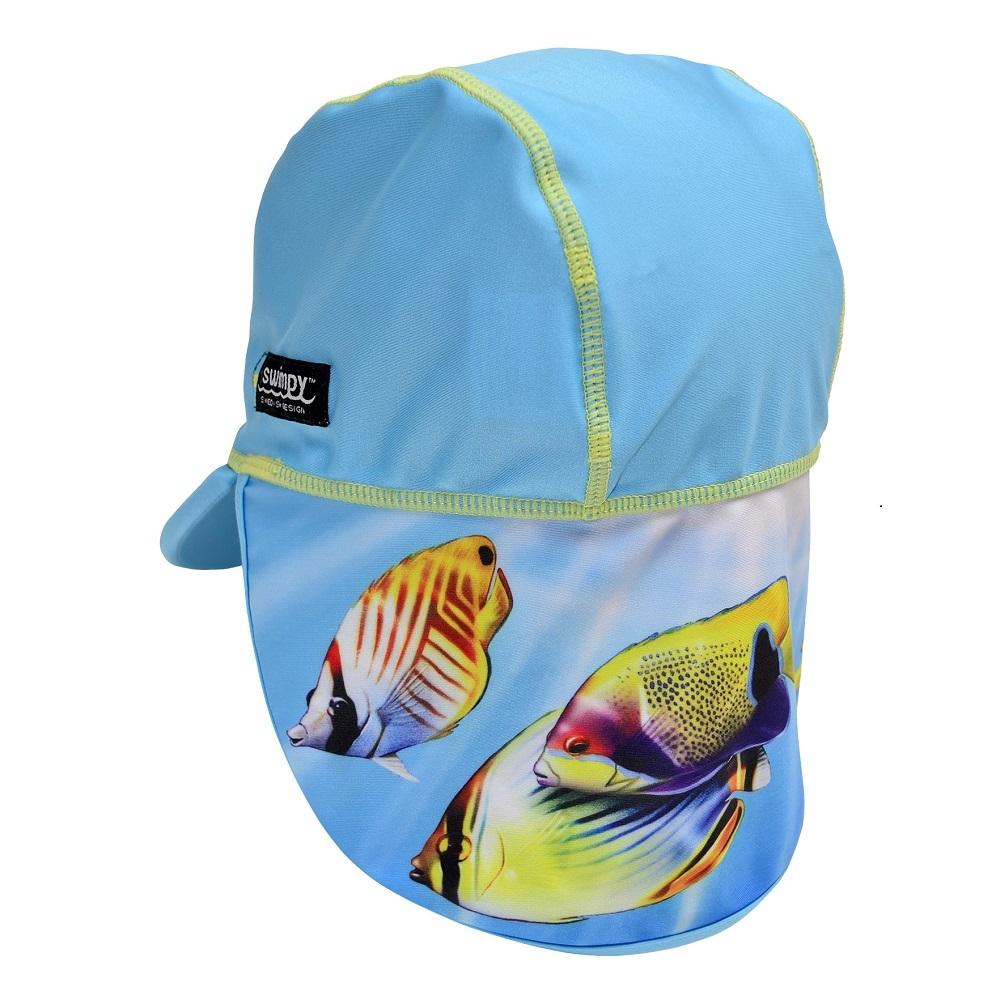 Swimpy UV badkläder (set) - Fiskar