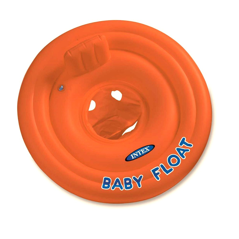 Intex badstol - Orange