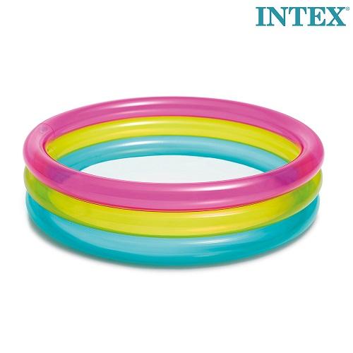 Barnbassäng Intex Rainbow