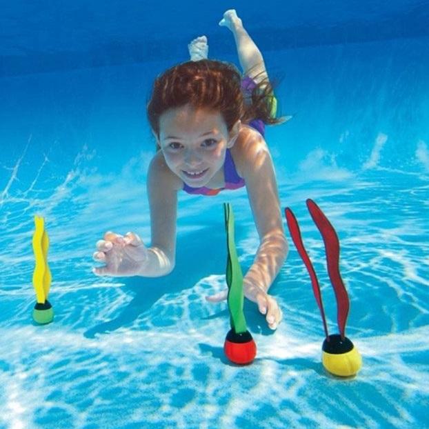 Dykvikter för barn Intex 3-pack