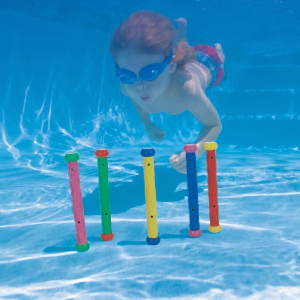 Dykvikter för barn Intex 5-pack