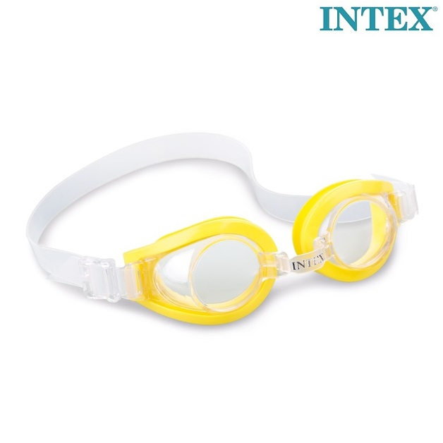 Simglasögon för barn Intex gula