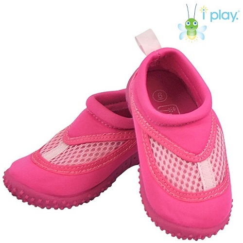 Badskor barn Iplay Hot Pink Rosa