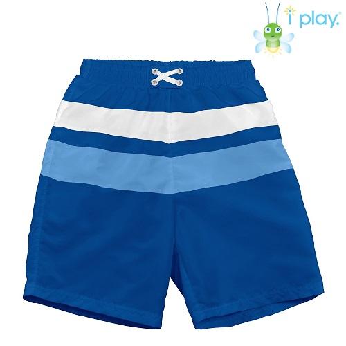 Blöjbadbyxa Iplay Royal Blue blå