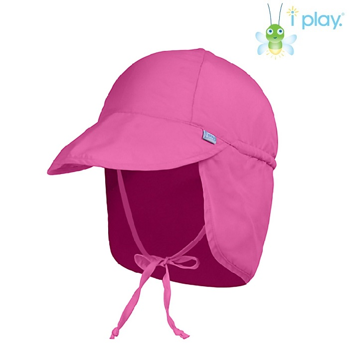 Solhatt barn Iplay Hot Pink rosa