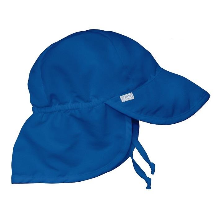 Solhatt barn Iplay Royal Blue Blå