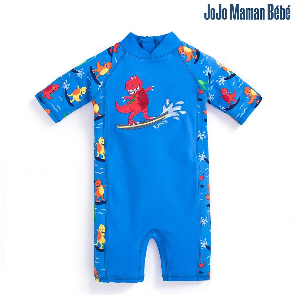 UV-dräkt Jojo Maman Bebe Blue Dino