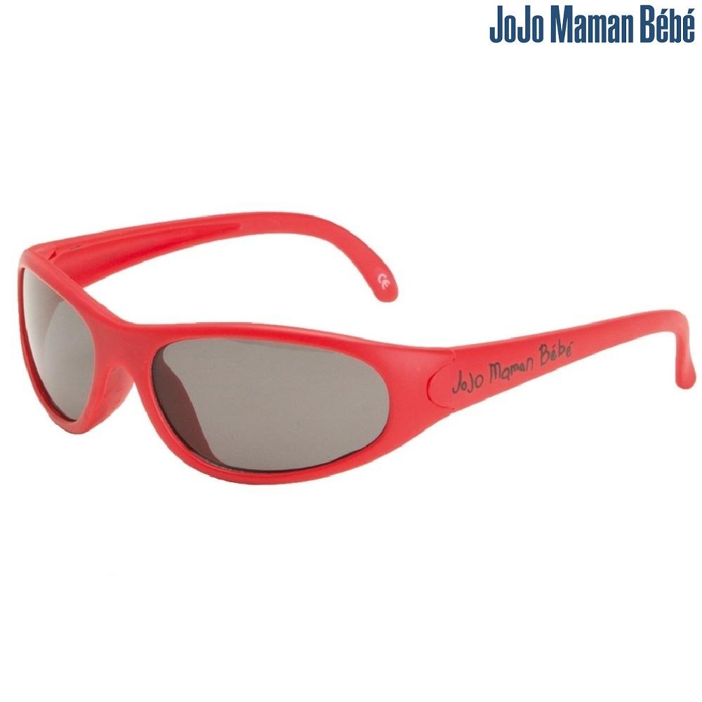 Solglasögon barn Jojo Maman Bebe röda