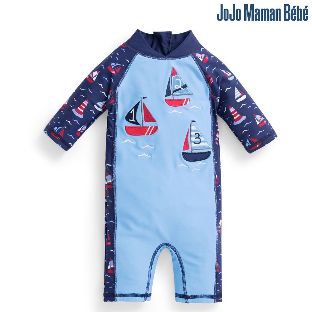 UV-dräkt Jojo Maman Bebe Boats