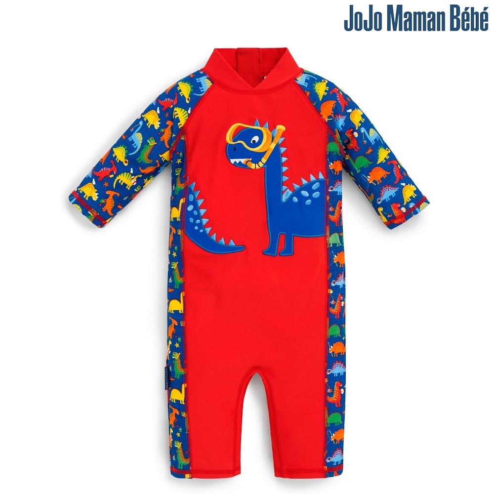 UV-dräkt Jojo Maman Bebe Red Dino