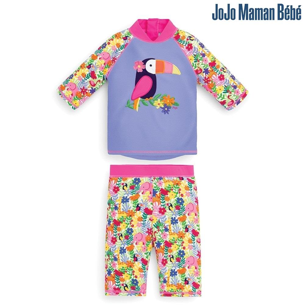 UV-tröja och UV-byxor Jojo Maman Bebe Jungle