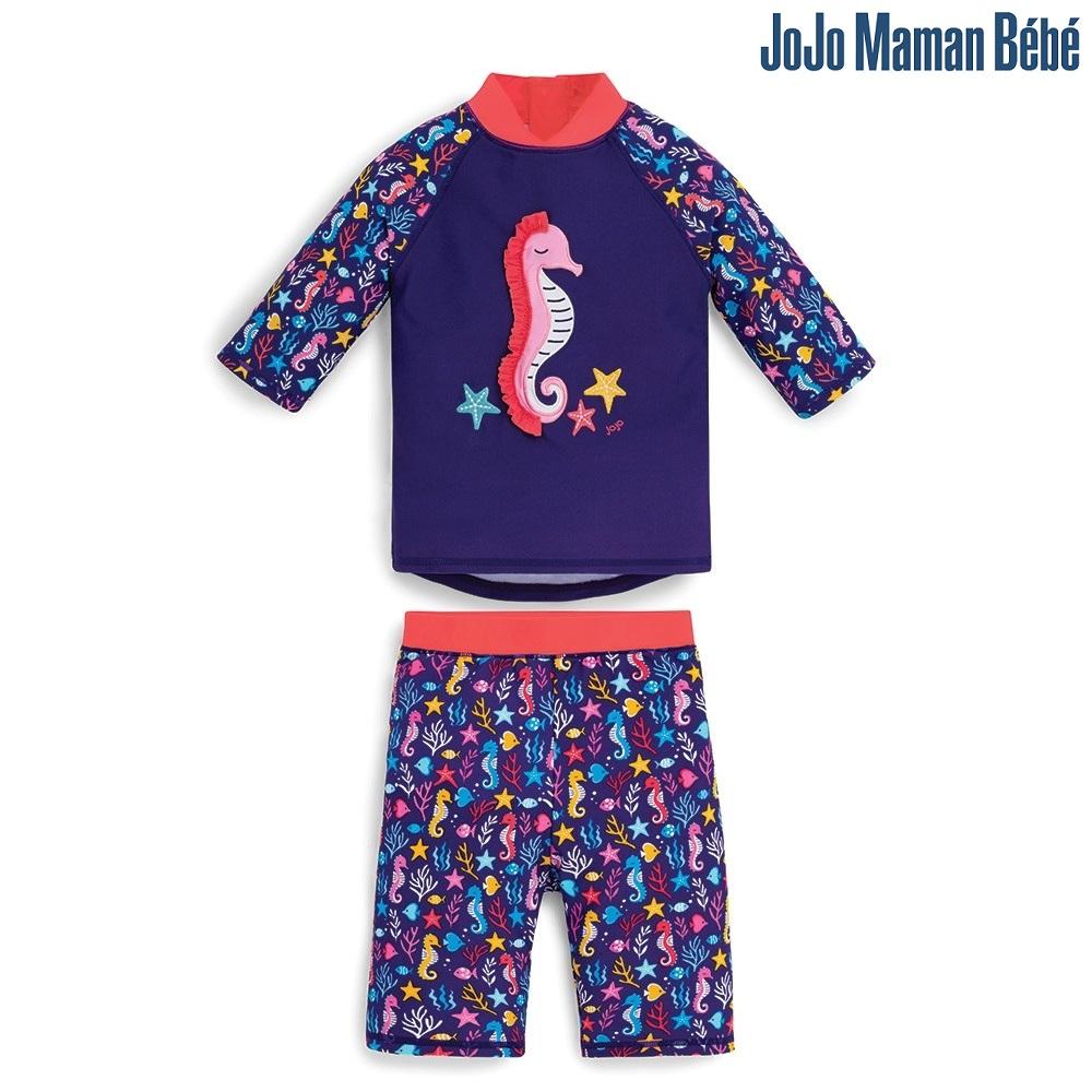 UV-tröja och UV-byxor Jojo Maman Bebe Ocean