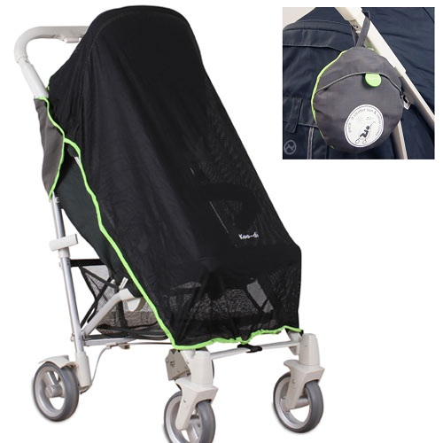 Koo-di solskydd barnvagn