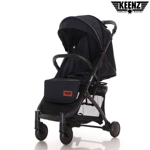 Keenz Air Plus 2.0 - svart