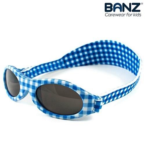 Solglasögon barn KidzBanz Blue Checkers