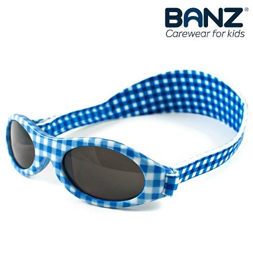KidzBanZ Blue Checkers