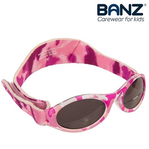 KidzBanZ Pink Camo