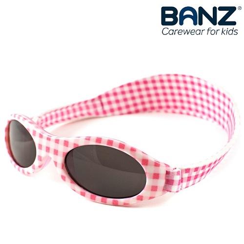 KidzBanZ Pink Checkers