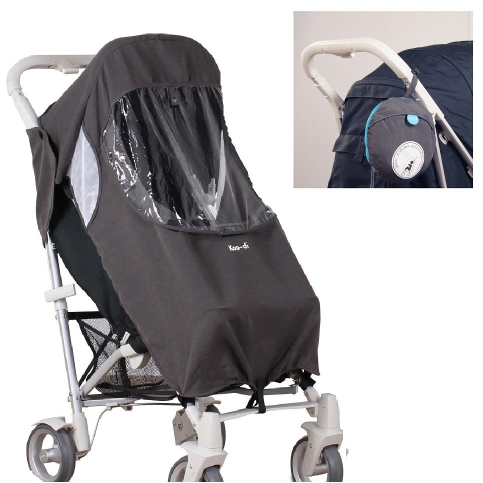 Koo-di regnskydd till barnvagn
