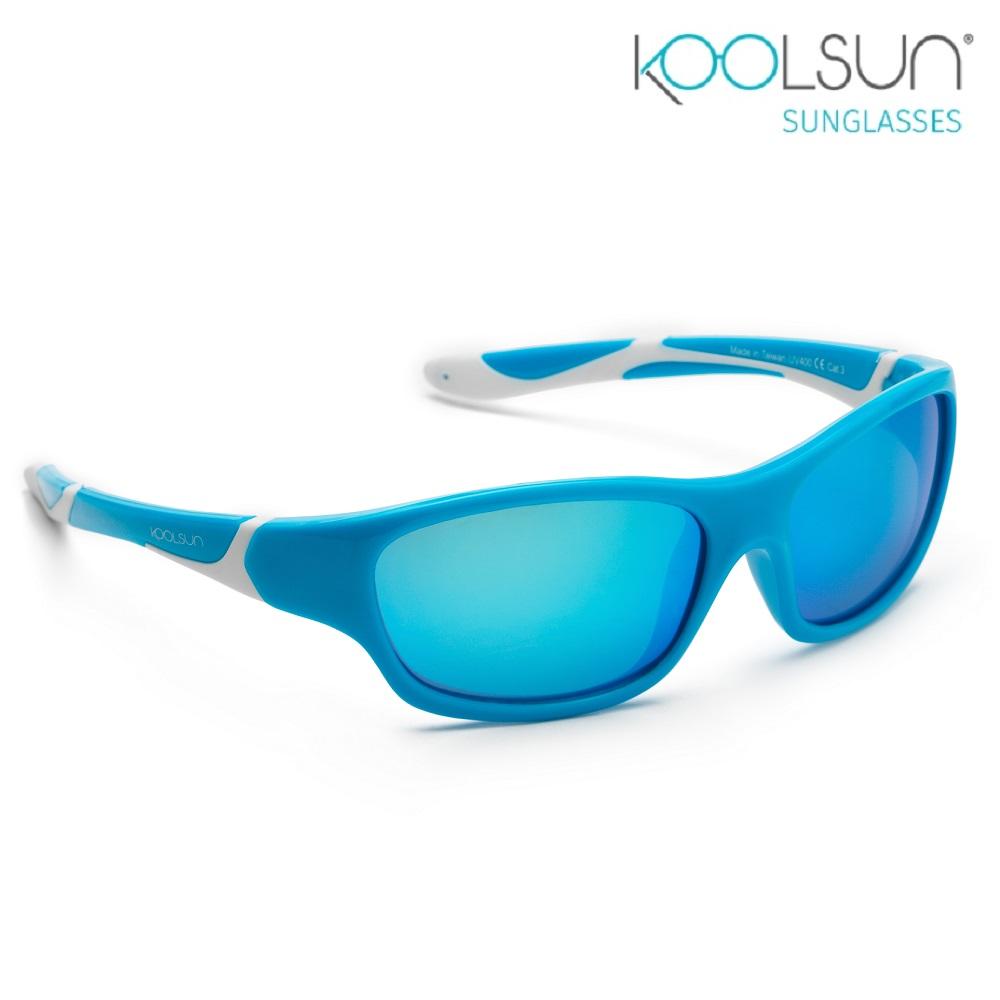 Koolsun Solglasögon barn - Sport Aqua White