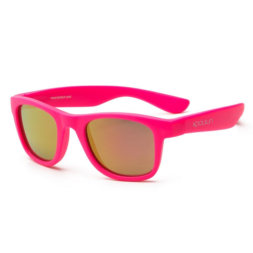 Koolsun Wave solglasögon - Neon Pink